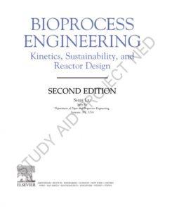 Bio-process engineering